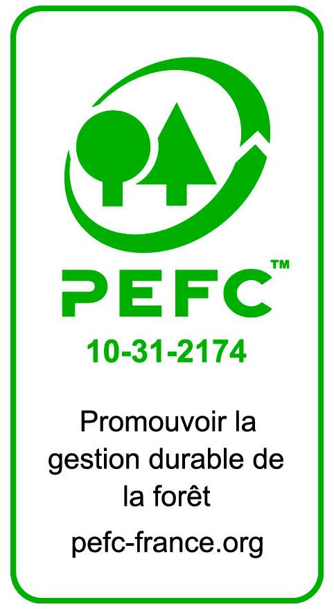 logo PECF imprimerie Lefevre